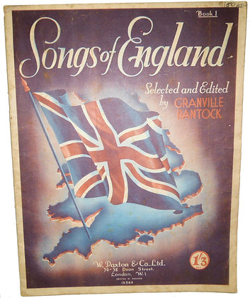 Songs of England 1940