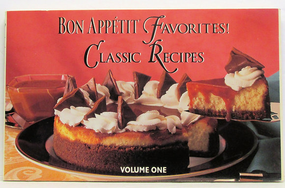 BON APPETIT FAVORITES! Classic Recipes (Vol. 1)