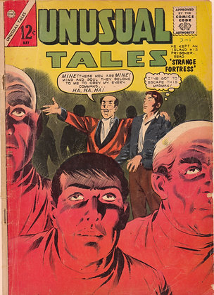 Unusual Tales #39 - 1963