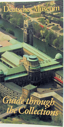 Deutsches Museum: Guide through the collections 1988 (English)