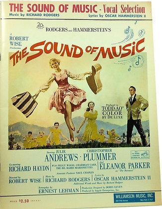 Sound of Music (Vocal Selection) Julie Andrews 1959