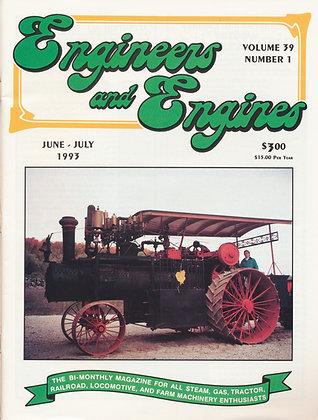 Engineers & Engines, June-July 1993