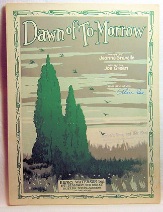 Dawn of To-Morrow 1927