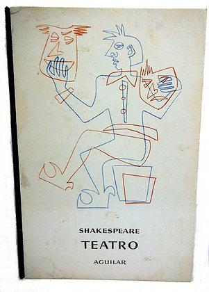 MacBeth Italian Shakespeare 1961 (Spanish)