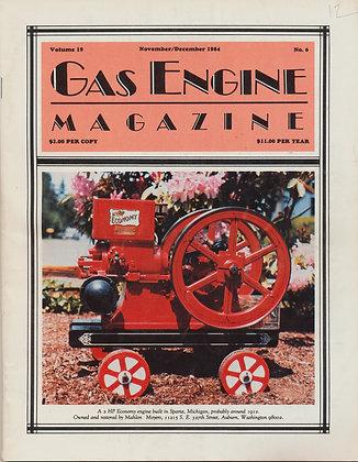 Gas Engine Mag.  Nov.-Dec. 1984