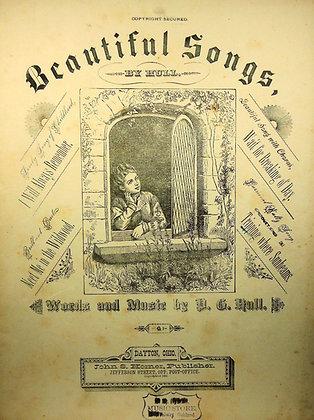 Tripping Where Sunbeams (Carnival Waltz-Song Duet) 1881