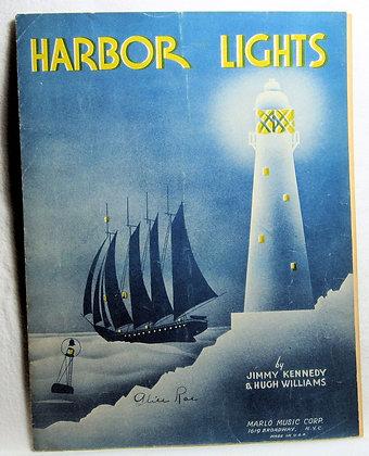 HARBOR LIGHTS 1937