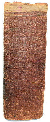 The Excise Officer's Manual by Bateman 1865