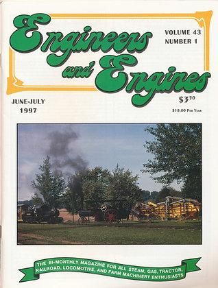 Engineers & Engines, June-July 1997