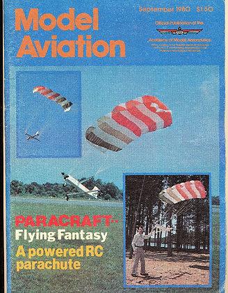 Model Aviation September 1980