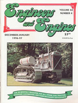 Engineers & Engines, Dec.-Jan. 1996-97