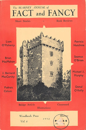 Blarney Annual of Fact and Fancy 1952