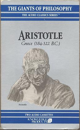ARISTOTLE: Greece (384-322 B.C.) The Giants of Philosophy CHARLTON HESTON 1990