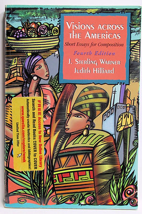 Visions Across the Americas (4th ed.) by Warner 2000