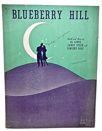 Blueberry Hill 1940