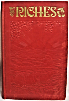 RICHES by Rutherford 1936 Watchtower