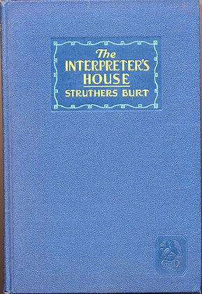 The Interpreter's House by Burt 1926