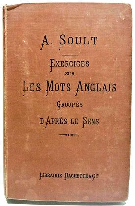 Exercises Sur Les Mots Anglais (French) 1895