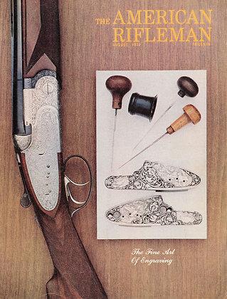American Rifleman August 1972