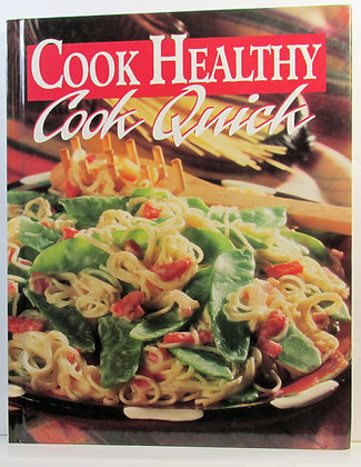 Sunset - Cook HEALTHY, Cook Quick 1998