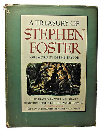 Treasury of Stephen Foster 1946