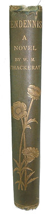 History of Pendennis Thackeray (ca. 1880)
