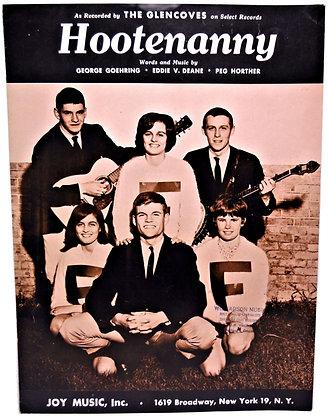 Hootenanny The Glencoves 1963