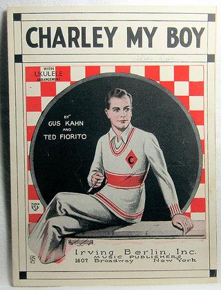 CHARLEY MY BOY 1924