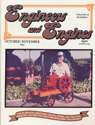 Engineers & Engines, Oct.-Nov. 1984