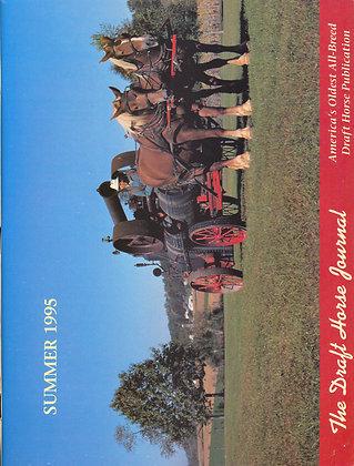Draft Horse Journal Summer 1995