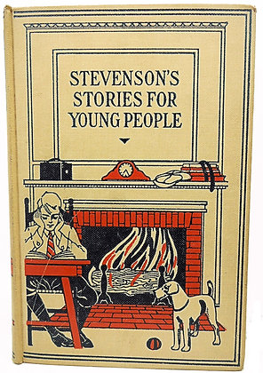 Stevenson's Stories For Young People (ca. 1920)