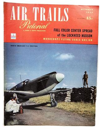 Air Trails (October 1942) Vol. 18, No. 7