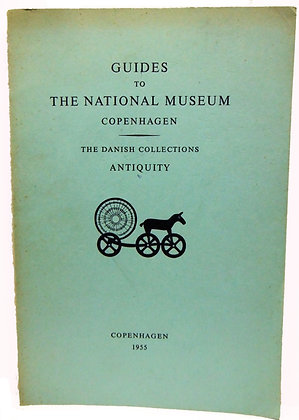 Guides to The National Museum Copenhagen 1955