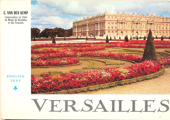 Versailles Palace/Park/Trianons 1967