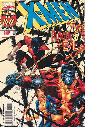 X-Men, #91 - 1999