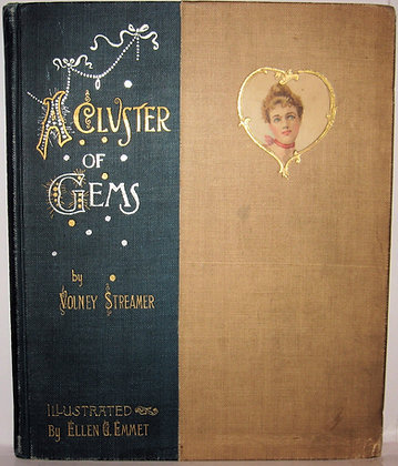 CLUSTER OF GEMS by Streamer & Emmet (Beautifully Illustrated) 1895