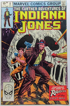 The Further Adventures of Indiana Jones Vol. 1, No. 8 - 1983