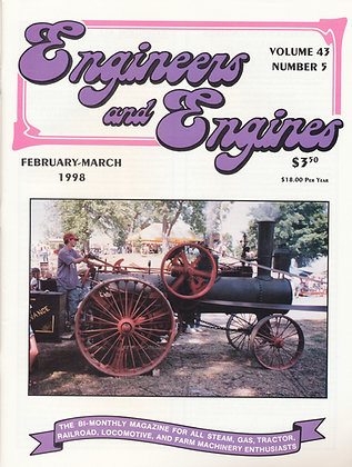 Engineers & Engines, Feb.-March 1998
