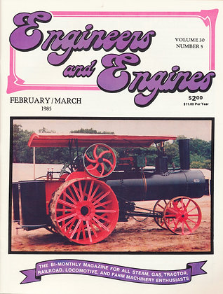 Engineers & Engines, Feb.-March 1985