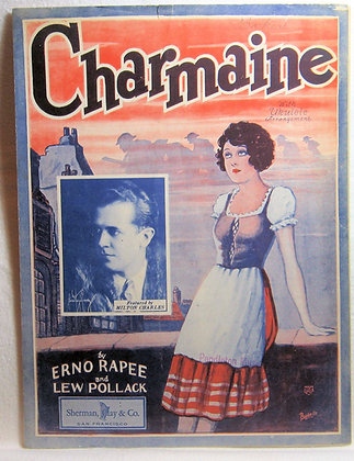 CHARMAINE (Ukulele) 1926