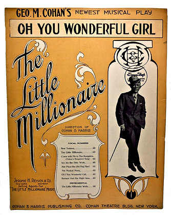 Oh You Wonderful Girl 1911