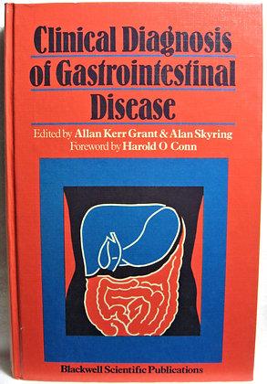 Clinical Diagnosis of Gastrointestinal Disease 1981