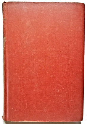 Animals of the Canadian Rockies by McCowan 1938 (signed)