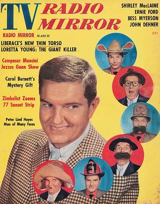 TV Radio Mirror, March 1959