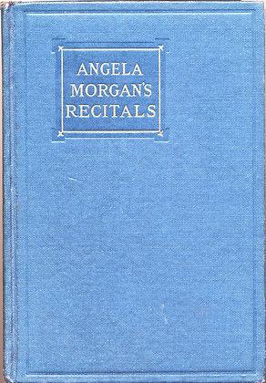 Angela Morgan's Recitals 1930