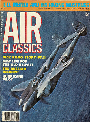 Air Classics (Aug. 1980)