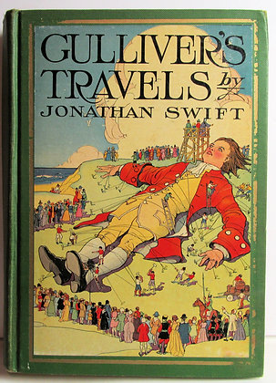 Gulliver's Travels into Several Remote Nations of the World 1930