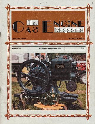 Gas Engine Mag.  Jan.-Feb. 1983