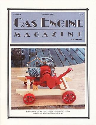 Gas Engine Mag.  September 1993