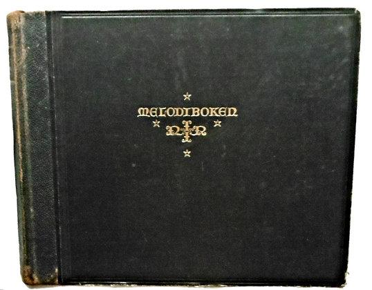 Melodiboken for Missjonssangboken (Danish songbook) ca.1920